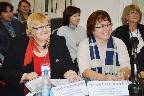 Н. М. Барабанщикова и Е. В. Кочукова — эксперты Пленарной дискуссии о Национальной электронной библиотеке