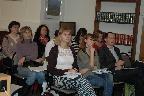 Участники семинара «Молодёжь Москвы: динамика досуга».