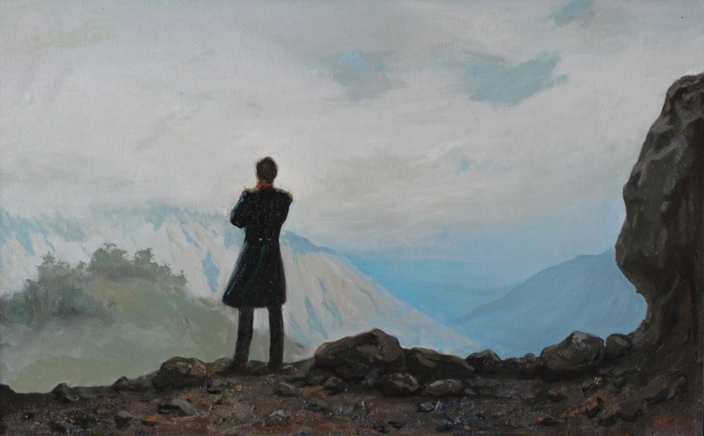 Реферат про лермонтова на кавказе