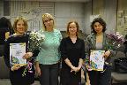 Победители конкурса «Книга в кадре»