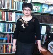 Яншина Ирина Васильевна