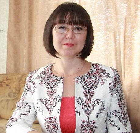 Рахина Светлана Тагировна