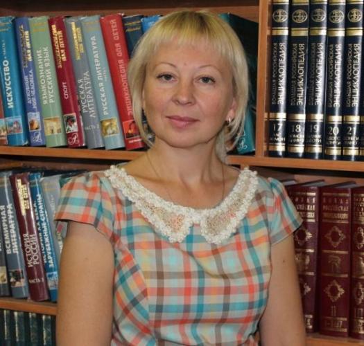 Большакова Светлана Васильевна