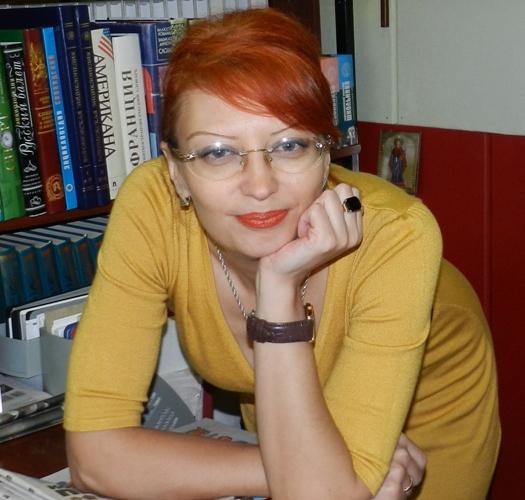 Зотова Елена Валериевна