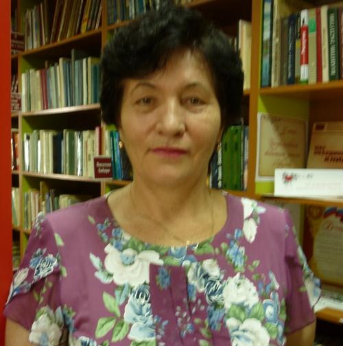 Хайретдинова Рашида Шакировна