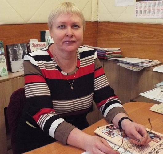 Винская Ольга Валентиновна