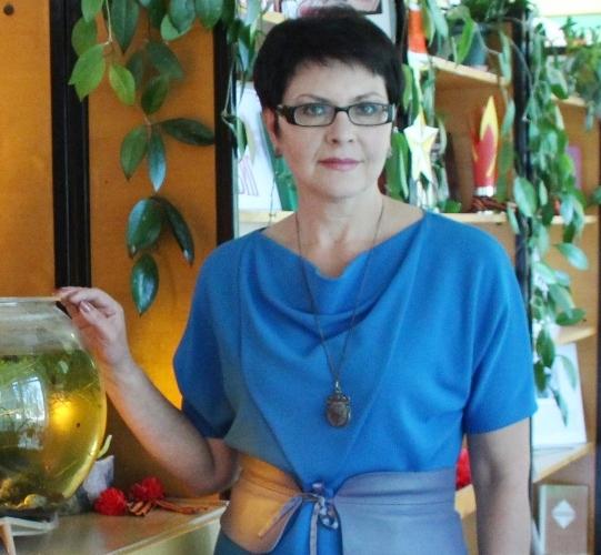 Назарова Лариса Михайловна