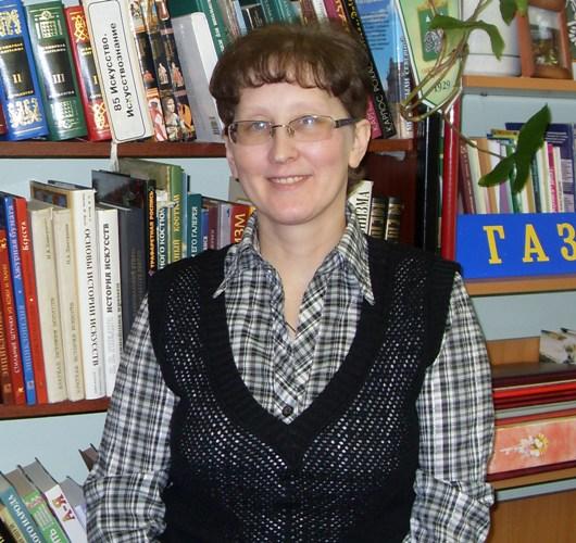 Колегова Марина Геннадьевна