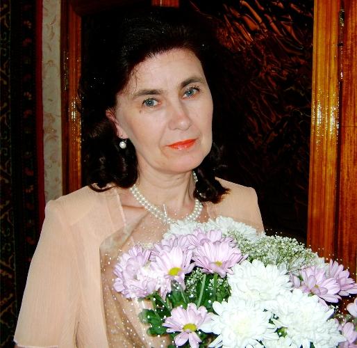 Андреева Татьяна Лукьяновна