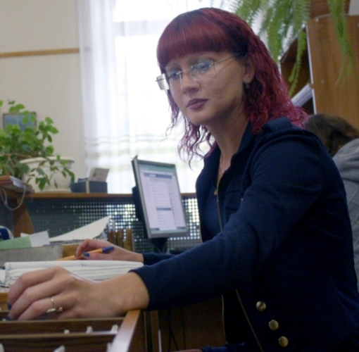 Плахоцкая Елена Александровна