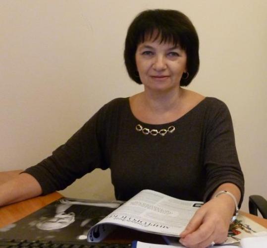Матвеева Марина Юрьевна