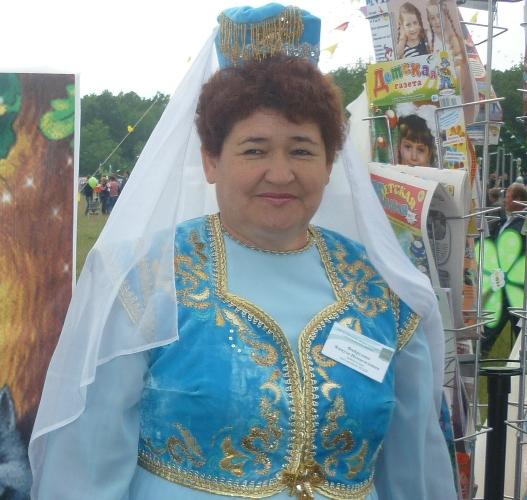 Файрузова Фануза Исмагиловна