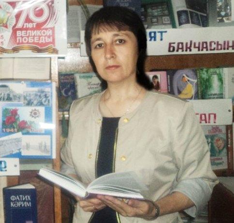 Хабибуллина Лилия Вагизовна