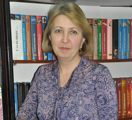 Герасимова Лариса Анатольевна