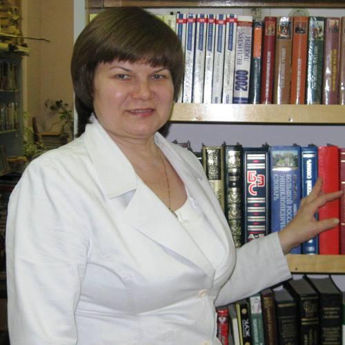 Лесина Надежда Егоровна