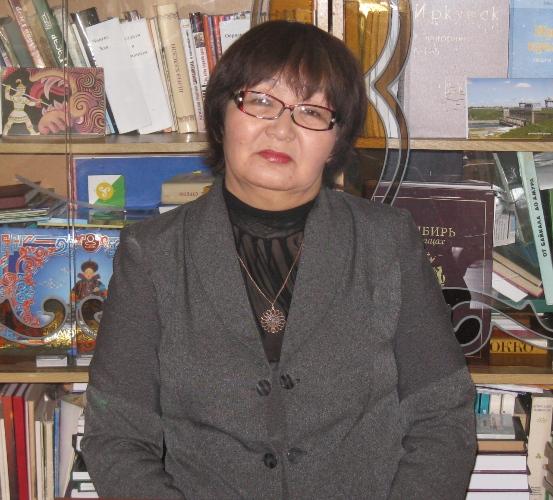 Желбанова Тамара Ивановна