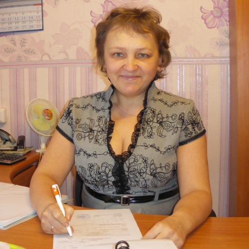 Чалова Елена Леонидовна