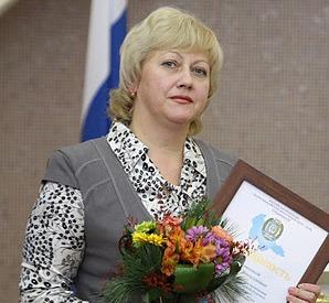 Чарикова Татьяна Николаевна