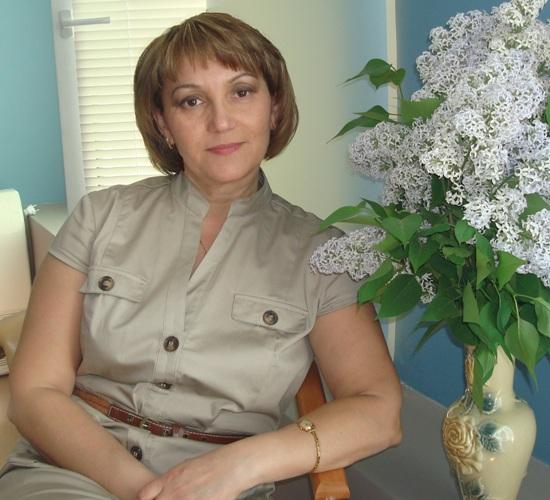 Веселова Ольга Николаевна