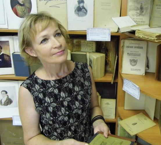 Попова Антонина Анатольевна