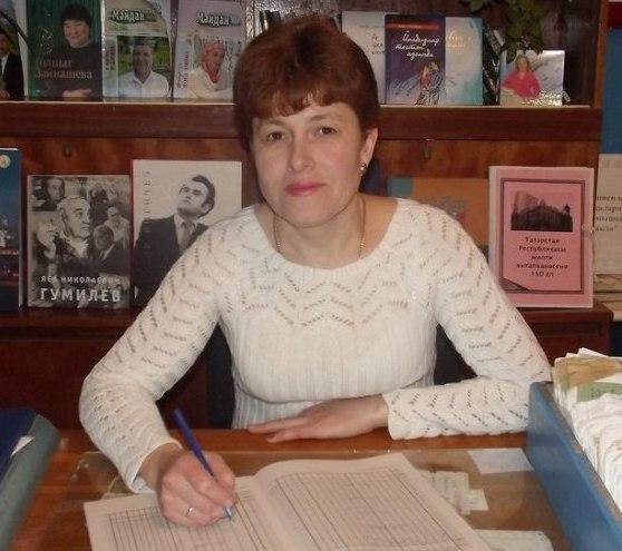 Галимуллина Каусария Хайрутдиновна
