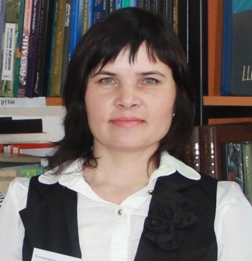 Галимуллина Гульнур Ваккасовна