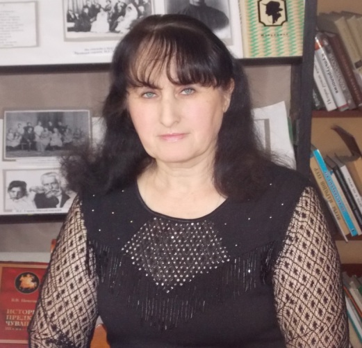 Павлова Светлана Викторовна