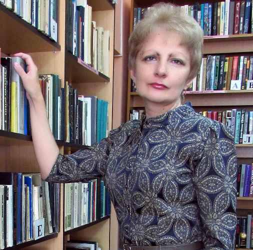 Евлашкина Ирина Владимировна