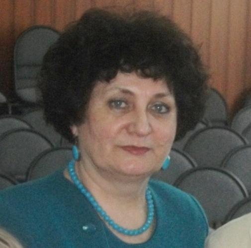 Рыкунова Валентина Наумовна
