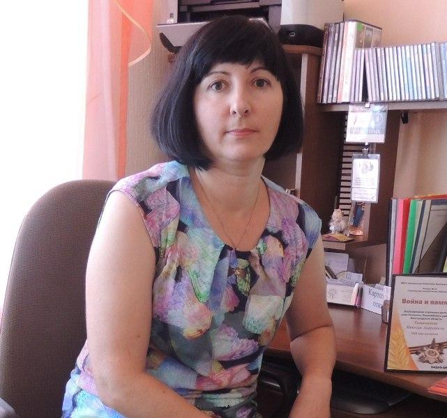 Литвин Наталья Ивановна
