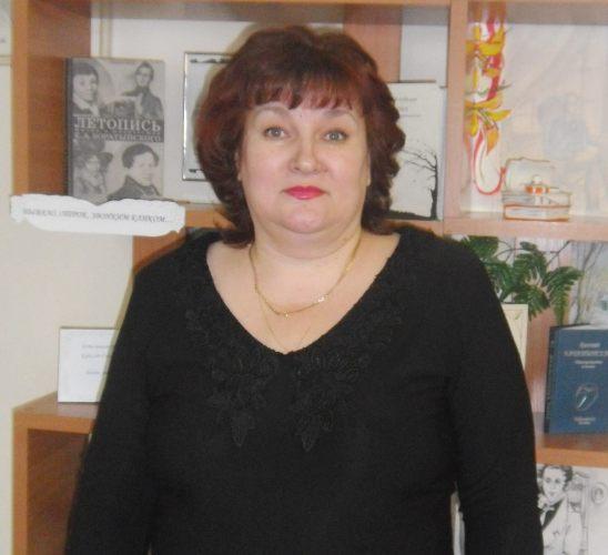 Новокрещёнова Елена Борисовна