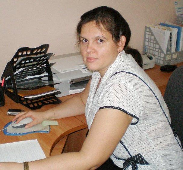 Гнидина Евгения Владимировна