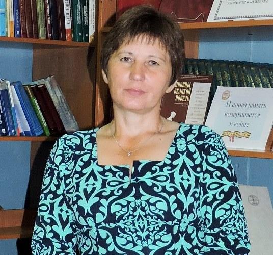 Симиндейкина Татьяна Юрьевна
