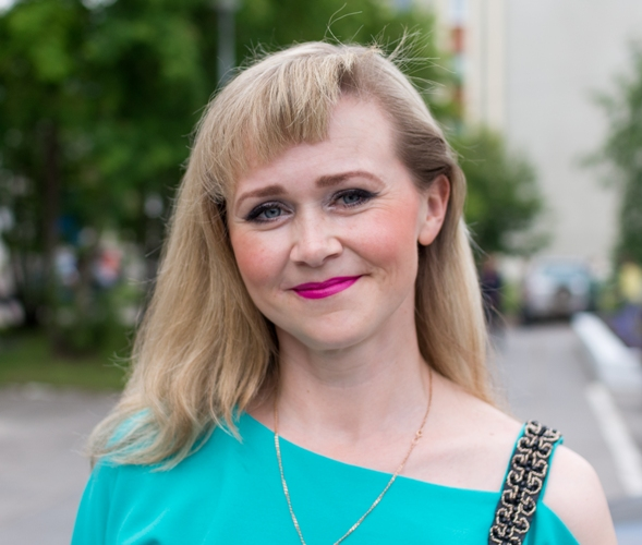 Горних Нина Калиновна