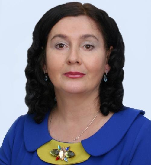 Курашкина Елена Ивановна