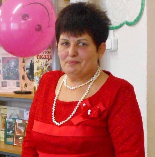 Пашарина Любовь Ивановна