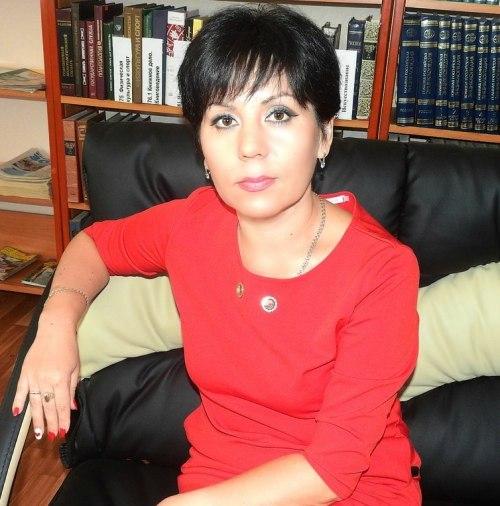 Мусабекова Виктория Толегеновна