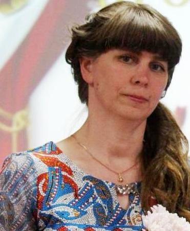 Хамкова Ольга Михайловна