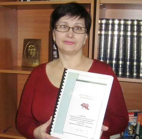 Алёхина Елена Васильевна