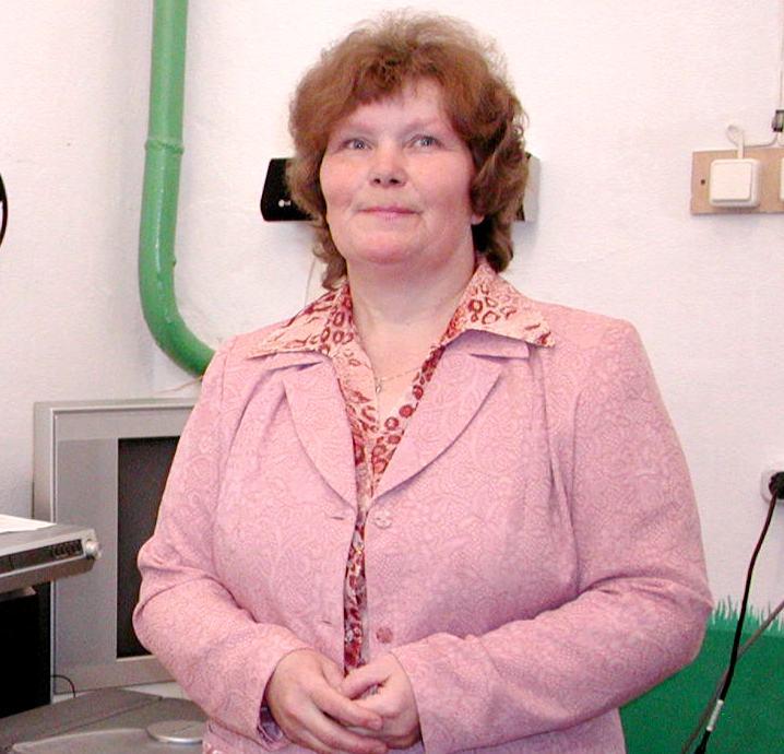 Паршакова Надежда Петровна