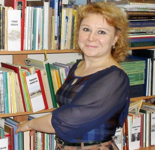 Косткина Оксана Николаевна