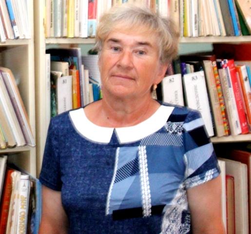 Орехова Валентина Борисовна