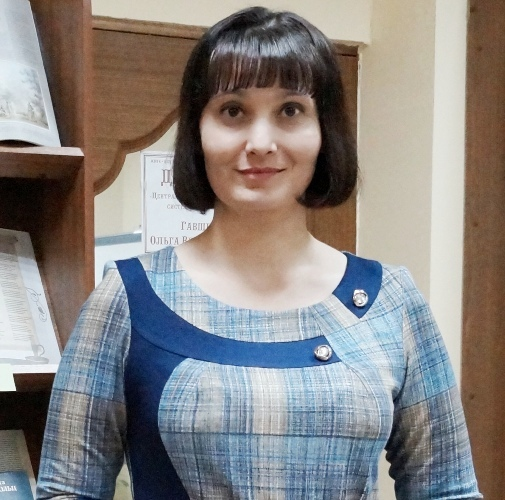 Нажева Саида Довлетовна
