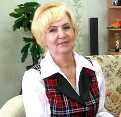 Полякова Валентина Ивановна