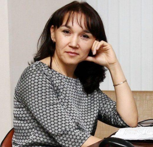 Кускильдина Эльвира Закиевна