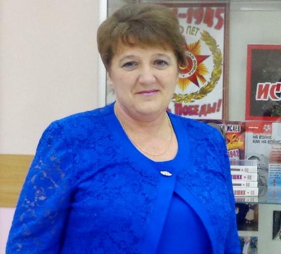 Курдяева Ольга Петровна