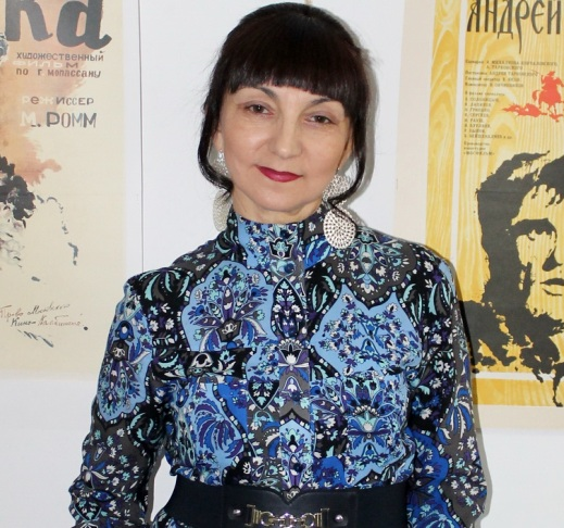 Быкова Елена Фанисовна